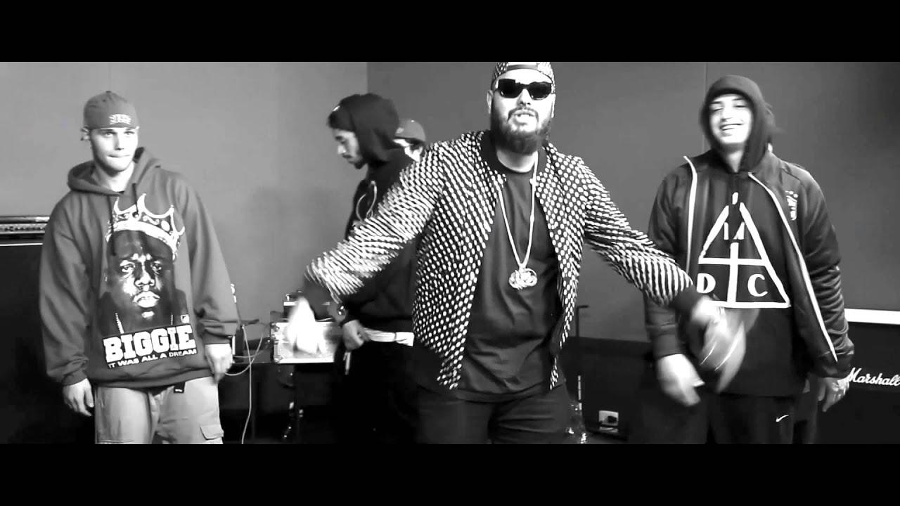 """TheCypherDeffect"" – Costa Gold Apresenta: DAMASSACLAN ! [Haikaiss, DonCesão, Família Madá & DJ EB]"