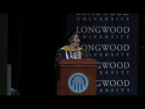 Longwood University Nursing Pinning Ceremony 2016