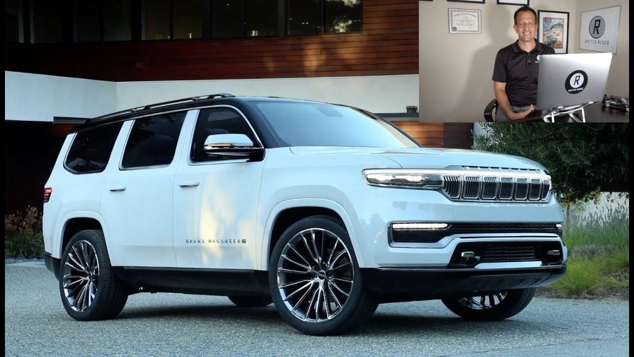 Dodge Wagoneer 2021 Rumors
