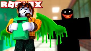 LEARN MORE AT SCHOOL SUDDENLY APPEARED.....-Roblox Indonesia Horror (High School Story PART 1)