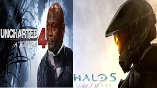 Comparing Uncharted 4 Sales To Halo 5 Sales Won't End Well For PS4 Fanboys