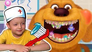 Маленький Доктор для Животных БОЛЬШОЙ СБОРНИК Все Серии Подряд Игра для Детей Lion Boy