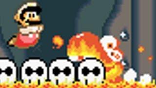 Super Mario Advance 2 Walkthrough - Part 3 - Vanilla Dome