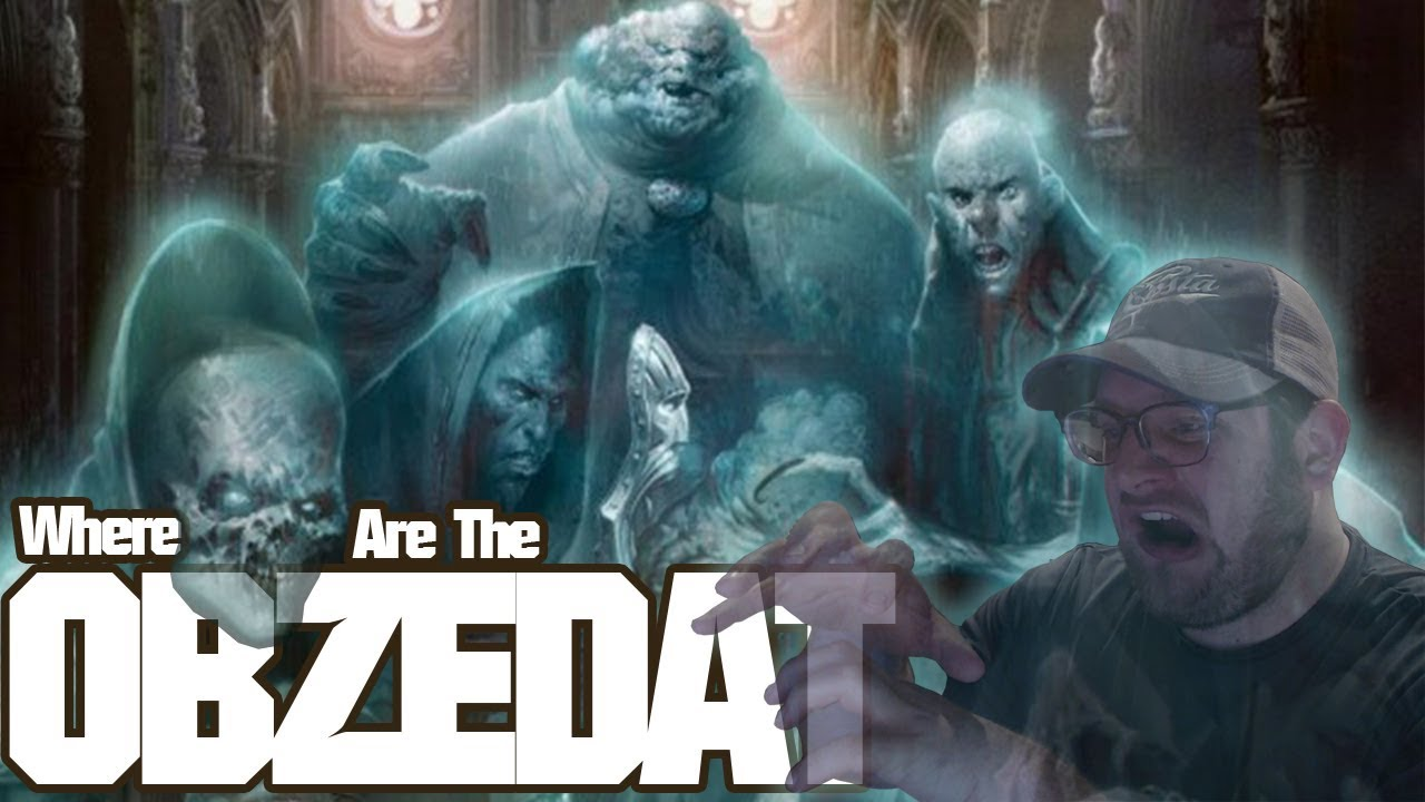 DEATH of the OBZEDAT👻?! Orzhov Syndicate - Ravnica ...