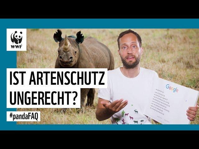 Die letzten Tiere ihrer Art retten: So funktioniert Artenschutz | WWF Deutschland