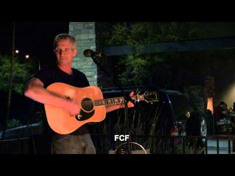 James Cowden sings Lullaby, a song written by Shawn Mullins