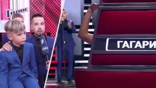 ✔Иван Далматов  ♫♫   Интервью после Слепого прослушивания шоу ГОЛОС 4 04.09.2015
