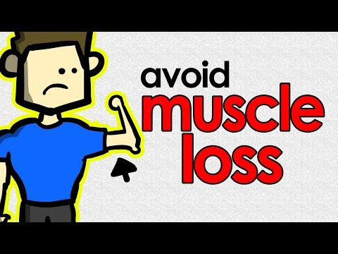 5 Tips To Avoid Muscle Loss