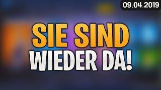 FORTNITE SHOP vom 9.4 - ⚽ Wieder da! 🛒 Fortnite Daily Item Shop von heute (09 April 2019) | Detu