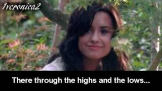 Demi Lovato - The Gift Of A Friend [Instrumental]