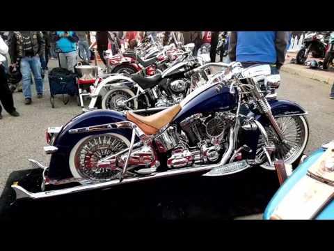 Kuwait Riders - Bike show 2017 - Full HD