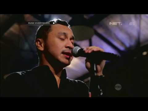 Nidji - Sumpah dan cinta matiku (Live at Music Everywhere) **