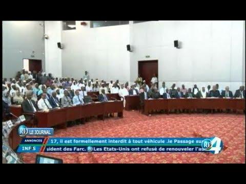 Télé Djibouti Chaine Youtube : Edition de 15h du 19/11/2017