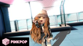 "LISA X PINKPOP - ""I LIKE IT ROBLOX DANCE VIDEO"""