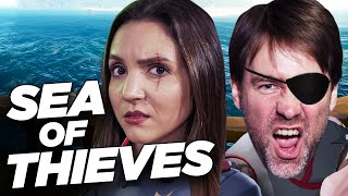 Bora Atacar Navios Em Sea Of Thieves   #sextouxbox