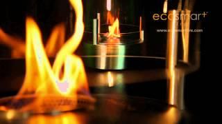 EcoSmart Fire Cyl Fire Pit