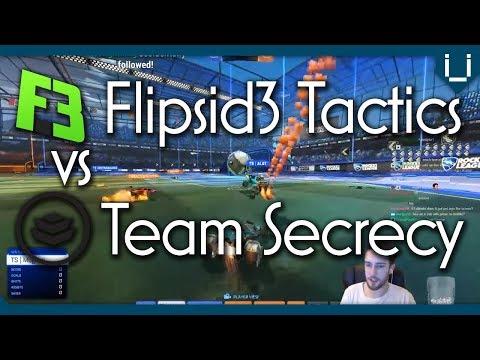 World Champions vs The New Guys | Flipsid3 Tactics vs Team Secrecy | 3v3 Scrims