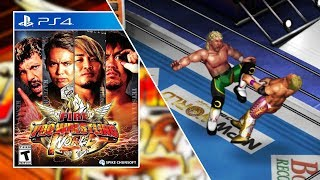 Fire Pro Wrestling World PS4 - Things You NEED To Know! (Gameplay, DLC, GM Mode?, Roster & More)