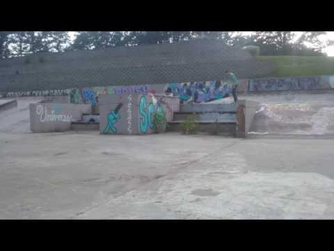 Marshall, MO Skatepark