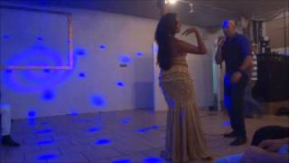 Gambar cover Singer Türker canta Corazón Partio com Participação de Yasmin Shams e Daniel Wergan (Derbake)