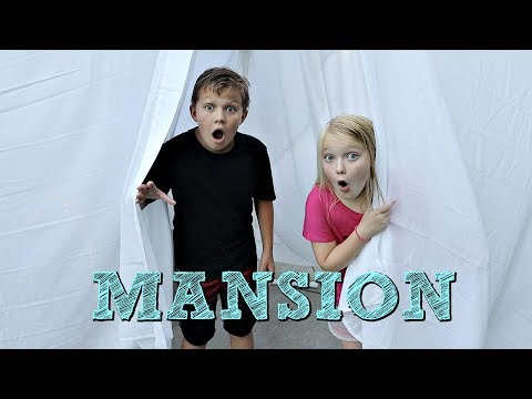 BLANKET FORT MANSION