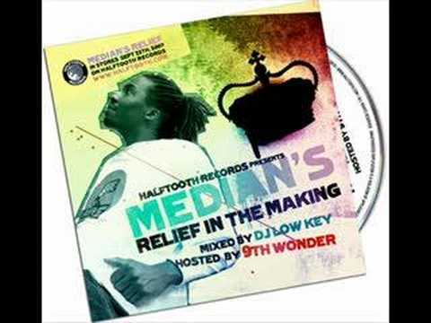 Median feat. 9th Wonder - Visionary