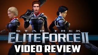 Star Trek: Elite Force II PC Game Review