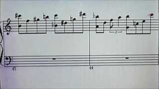 energy flow~pianosolo~ / 坂本龍一(ピアノ楽譜)