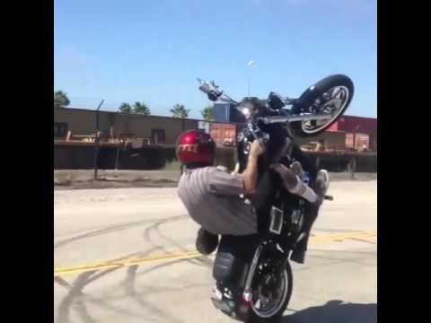 Chopper Motor Tek Teker Show (Part 5)