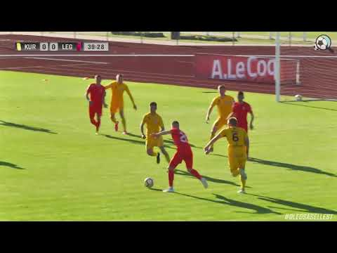 Kuressaare FC Legion Goals And Highlights