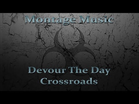 Devour The Day - Crossroads w/ Lyrics
