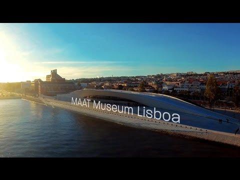MAAT Museum and Lisboa - DJI Phantom