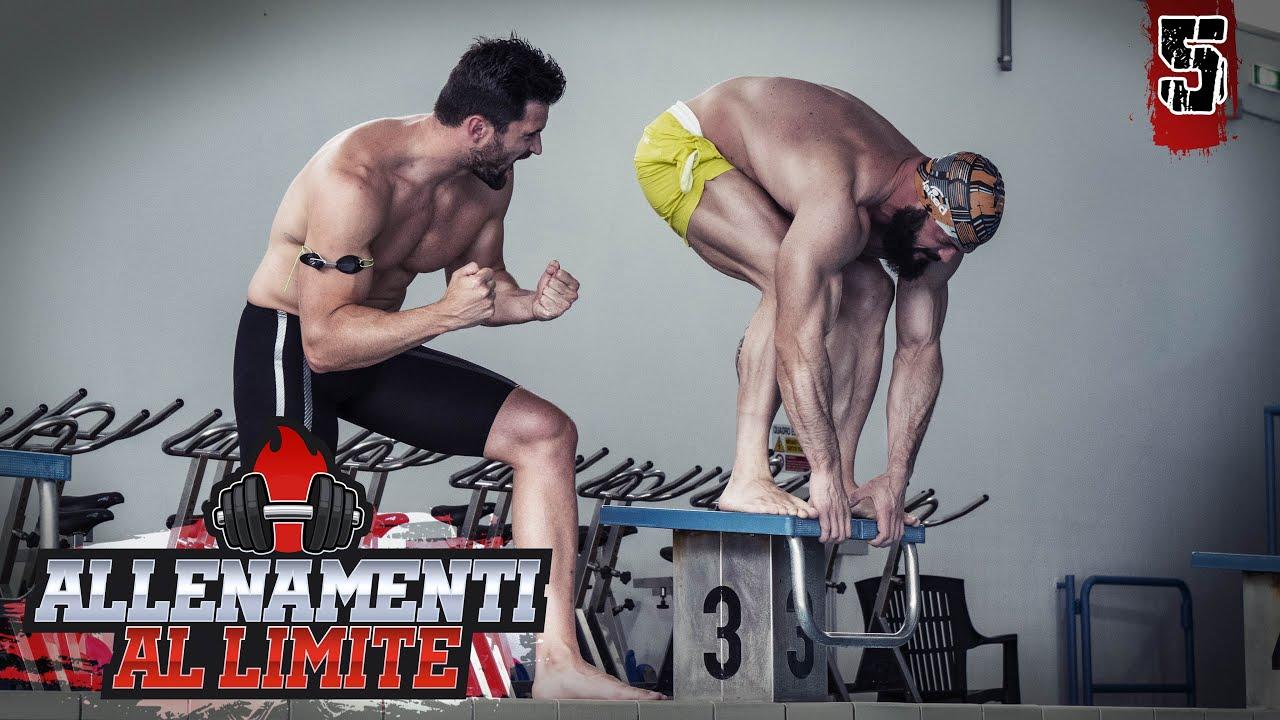 ALLENAMENTI AL LIMITE | Nuoto