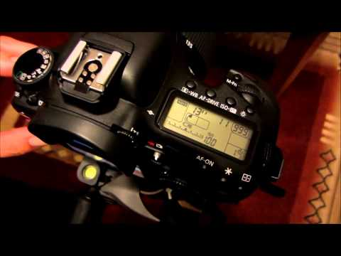 Photography Special Effects  Light Painting Tutorial 1