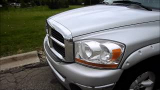 2006 dodge ram 5 7 review