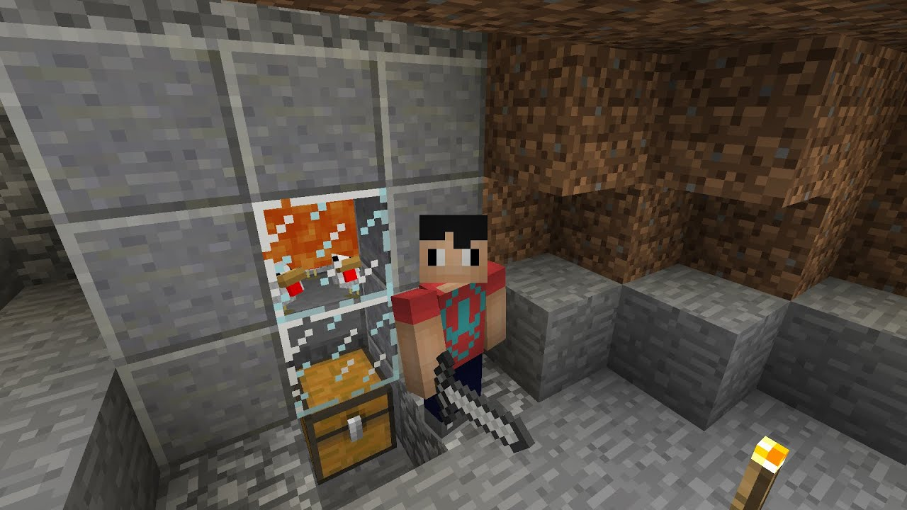 how to make an automatic cooker in minecraft