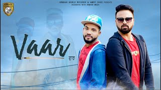 Vaar | Jass Pelia | Latest Punjabi Song 2018 | New Punjabi song 2018