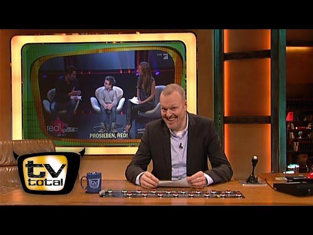 Englisch-Stunde mit Stefan Gödde - TV total