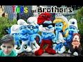 The Smurfs Toys Play Şirinler Oyuncak Eğlence Vakti Çocuk Videosu #kidstoys #toys #forkids #oyuncak