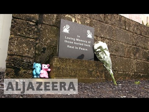 Relatives want answers on Irish mass grave for babies
