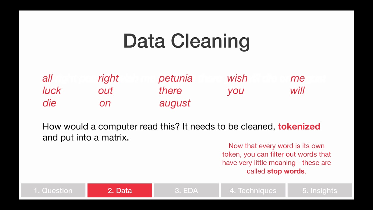 Natural Language Processing (Part 2): Data Cleaning & Text Pre-Processing  in Python