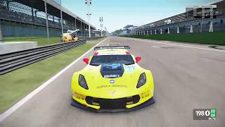 Project CARS  Chevrolet Corvette C7R GT3  MONZA  reverse  Xbox One