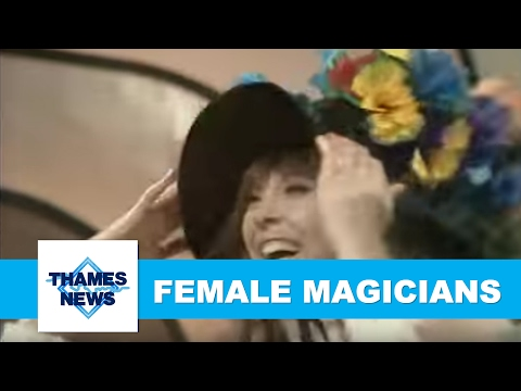 The Magic Circle: Female Magicians  Thames  Archive Footage