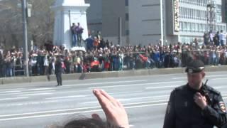 Парад Победы 9 мая  2015 г.