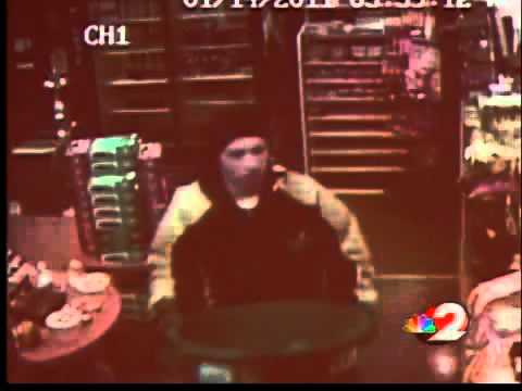 Crime Stoppers Alert - Thief has a taste for tobacco