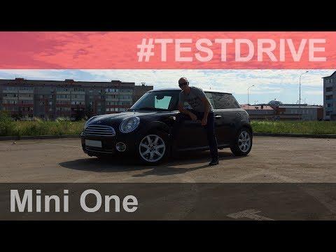 #TESTDRIVE Mini One R56 [2008]