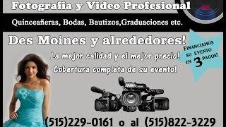 AMERICA DURAN FOTO Y VIDEO DES MOINES IOWA 2014-2015(Description., 2015-09-17T02:22:40.000Z)