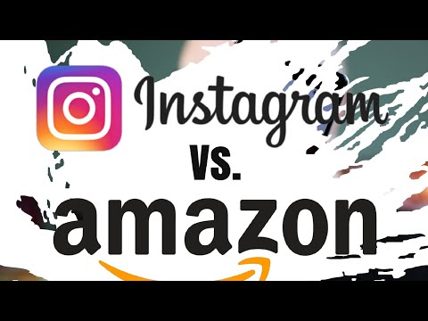 Instagram all'assalto di Amazon