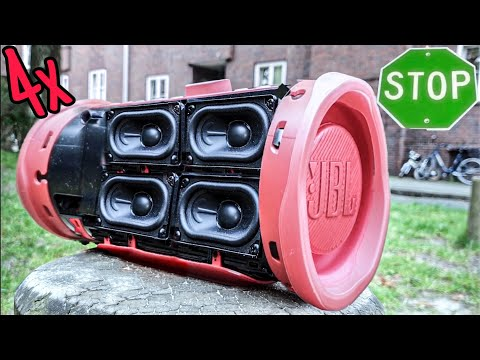 JBL Charge 5 MAX JUMBO | EXTREME BASS TEST