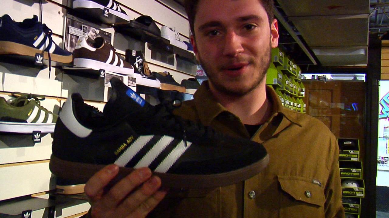 3rd Lair Adidas Samba ADV Wear Test - YouTube 53582947f